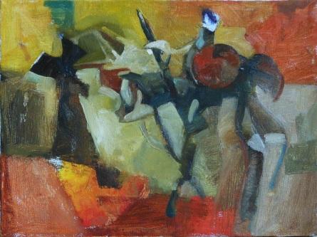 Don Quixote At Play