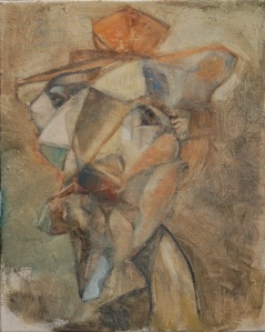 "Don Quixote, ""Cubist Portrait"""