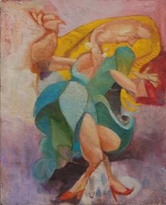 Dulcinea-Dancing