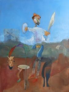 """Don Quixote, """"Our Invincible Knight"""""""