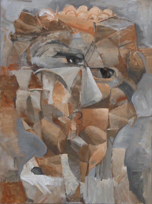 La Dame Cubiste