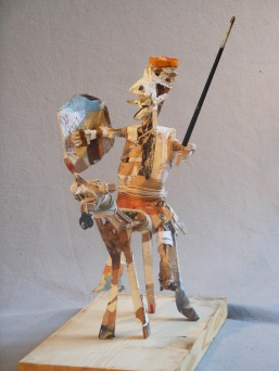"""Don Quixote, """"Virtuous Hopes"""""""