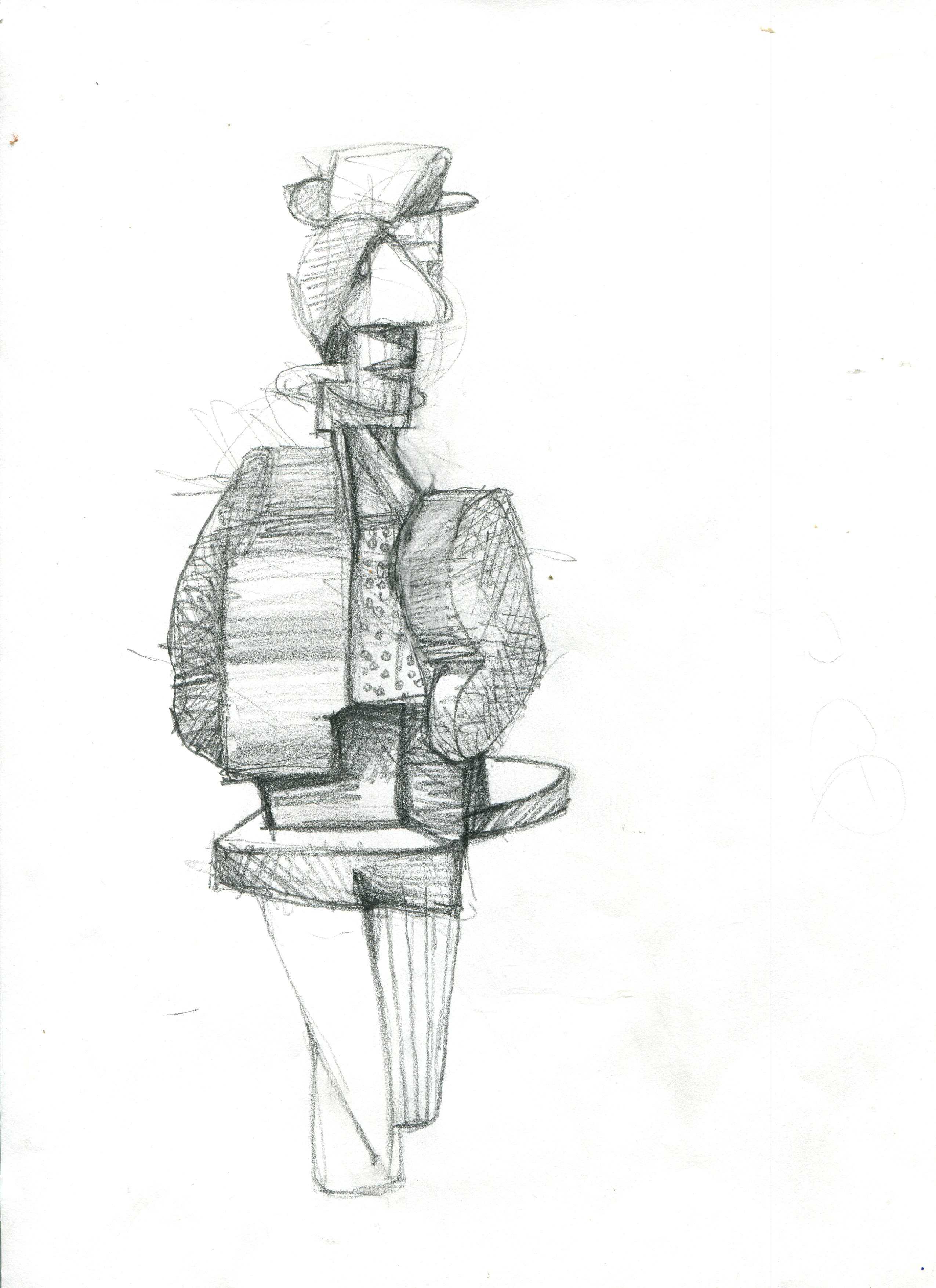 Dandy drawing