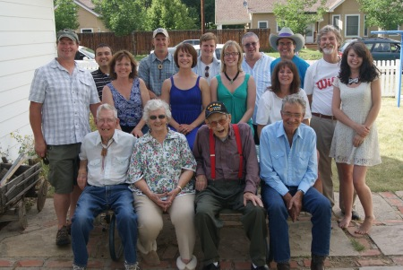 The Wilson Family, 2013