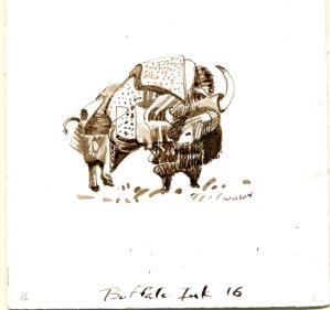 Buffalo Ink016