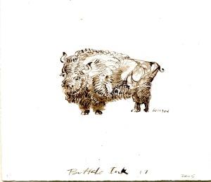 Buffalo Ink017