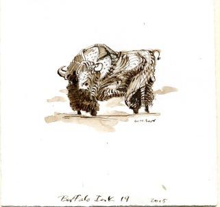 Buffalo Ink019
