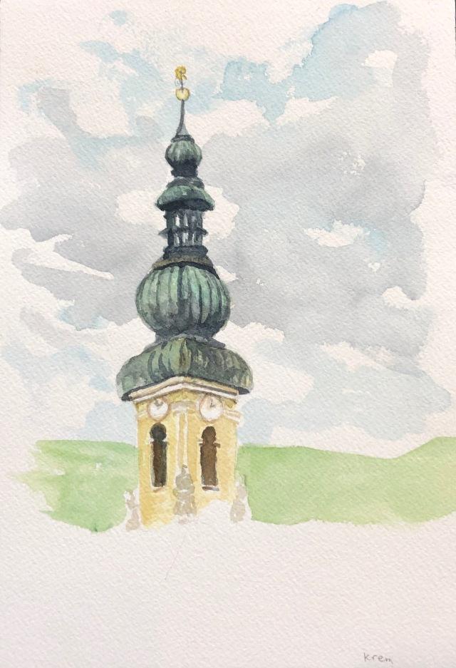Church Tower, Krem